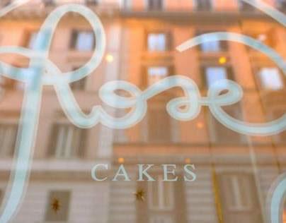 brand identity for a cakes design laboratory