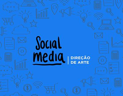 Social Media - Intercâmbio Adventista