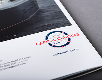 Capital Cruising - Brochure