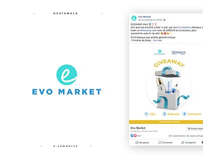 EVO Market - Social Media