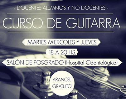 Clases de Guitarra FOUNNE