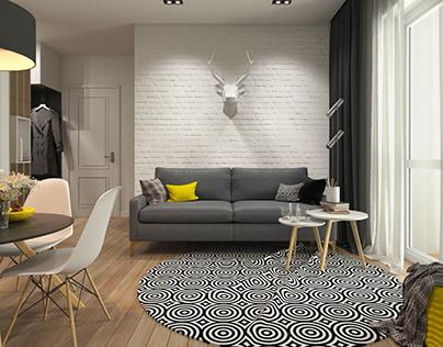 Apartment 2R