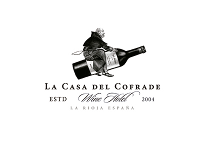 La Casa del Cofrade Wine Hotel Logo