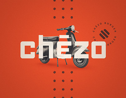 Chēzo Burger | Identity