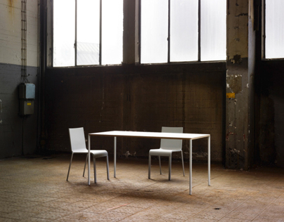 furniture design: table m04