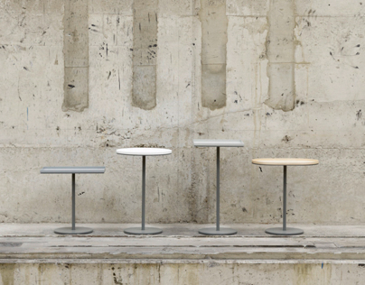 furniture design: side table m05