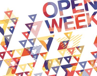 OPEN WEEK YMCA`13