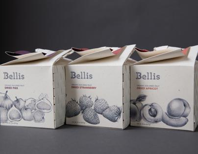Organic preserve fruits packaging