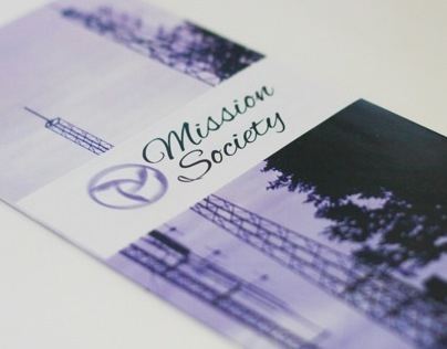 Mission Society Brochure