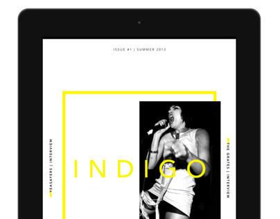 Indigo Magazine – ePublication