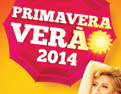 Campanha Primavera/Verão - CIC Blumenau