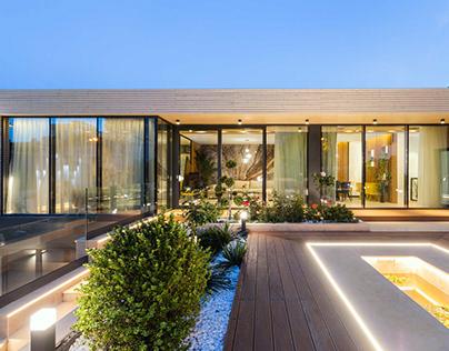 House in the Garden by Razvan Barsan + Partners
