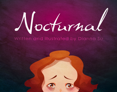 Nocturnal - Illustrated Book