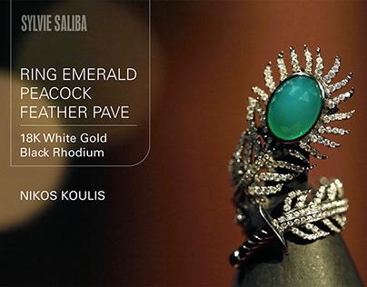Auction Jewelry Display