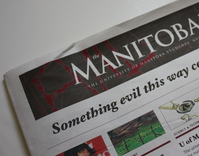 The Manitoban—Evil Feature 2012