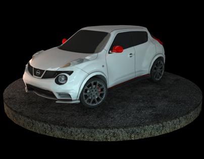 Nissan Juke Nismo Challange GAME