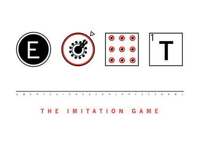 4 Icons - THE IMITATION GAME