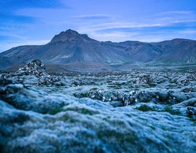 My magic Iceland | Timelapse