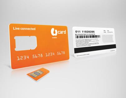 Branding - U Card, A Sim-ple Solution