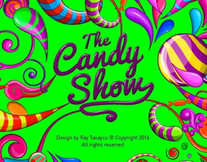 The candy show