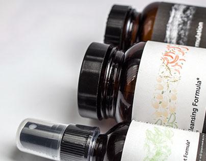 """""""NaturA"""" Label Design"""