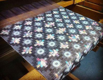 Double Cloth - Innovative Weaving
