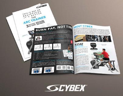 Cybex Arc Trainer Brochure