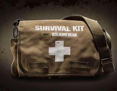 AMC & First My Family Survival Kit Design