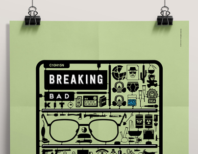 Breaking Bad Shortology Kit