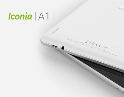 Iconia   A1 tablet