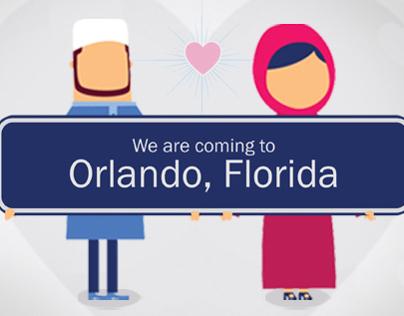 NikahExplorer Local Event Orlando, Florida, Campaign