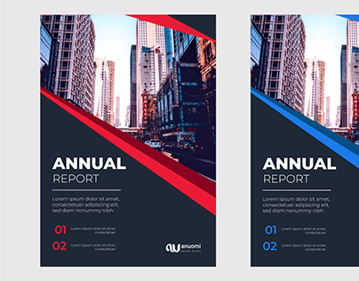 Annual Report Main Page