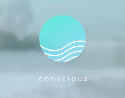 Conscious :: Meditation UI
