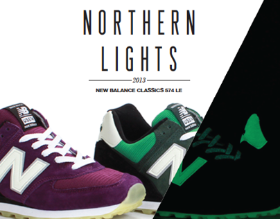 NORTHERN LIGHTS | New Balance x Concepts Pack