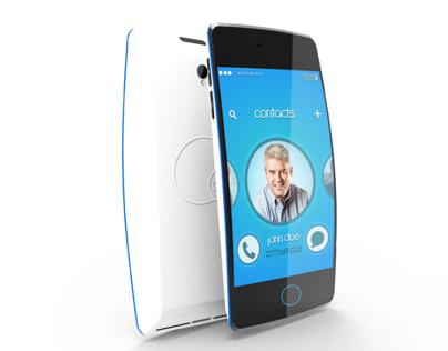 Elderly Mobile Phone