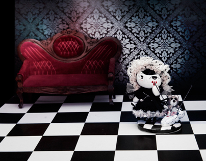 Obsession: Art Toy: Gothic Lolitas (Design Toy)