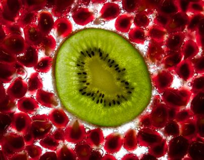 _light meets fruit