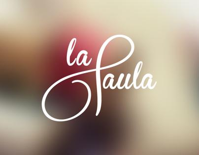 Brand Identity · laPaula