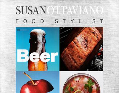 Susan Ottaviano - Food Stylist Website