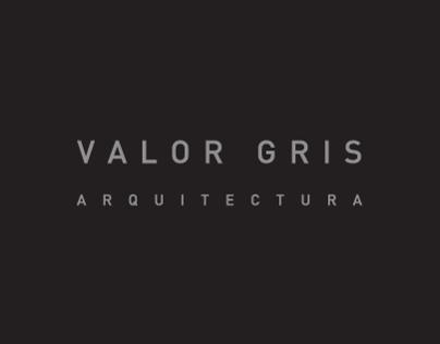 Print Identity Design · Valor Gris