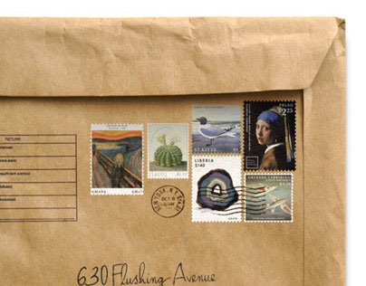 misc postage stamps