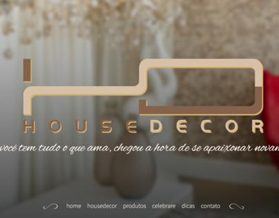 House Decor - Novo Site