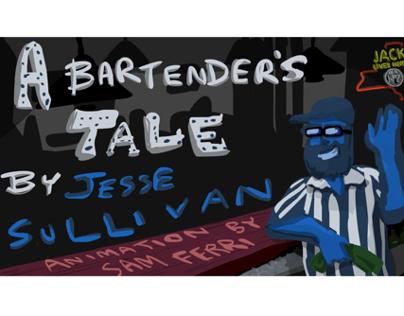 A Bartender's Tale By Jesse Sullivan