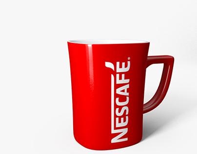 Nescafé Happy Check-in Machine