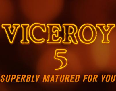 Viceroy 5 - Social media (Facebook page updates)