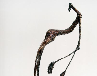 Metal Figure 2