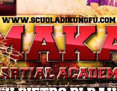 Locandina MAKA Martial Academy