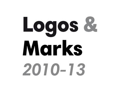 Logos & Marks 2010-13