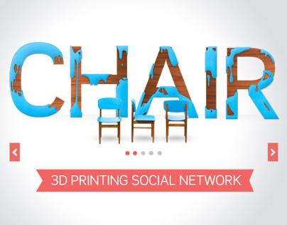 Dangler, 3d Printing Social Network