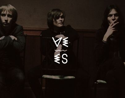 VEES: Band website redesign